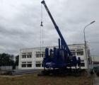 Cung cấp và ép cọc bê tông ly tâm PHCA D300mm cho nhà máy Isheng