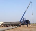 Cung cấp và ép cọc Bê tông ly tâm PHCAD500mm – Kho xăng dầu Hải Hà – Giai đoạn 2