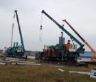 Cung cấp và ép cọc bê tông ly tâm PHCAD300mm – Nhà máy INTOPS – Giai đoạn 2