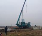 Cung cấp và ép cọc Bê tông ly tâm PHCAD400mm – Trường PTCS Kim Sơn C