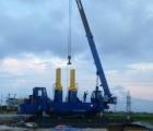 Robot tự hành 800 tấn ( JVY800H – ZYJ800) ép cọc BTCT 350x350mm.