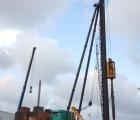VICIN thi công cọc D500mm tại dự án Kho cảng UYSEN – Khu CN Đình Vũ – Hải Phòng